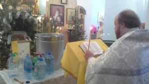 Крещение 2017