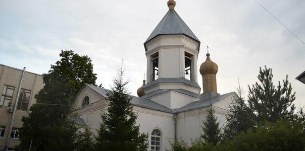 У нашего храма новая официальная группа «Вконтакте»